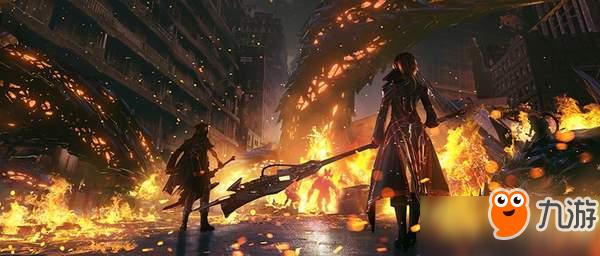 《噬血代码》制作人:卡关了可以呼叫其他玩家支援