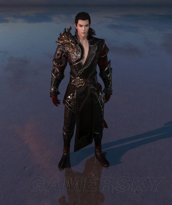 《逆水寒》男性角色血河、铁衣有哪些帅气的发型 血河铁衣帅气发型大全