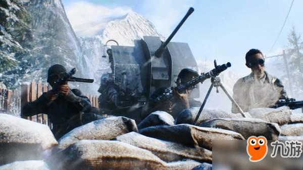 《战地5》兵器及载具名单泄露 大陆霸主虎式坦克助战