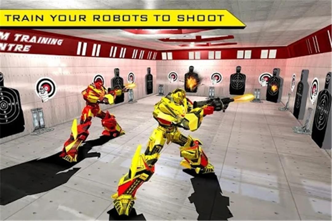 机器人变换好玩吗 机器人变换玩法简介