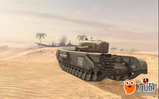 《坦克世界闪击战》新战车深度分析