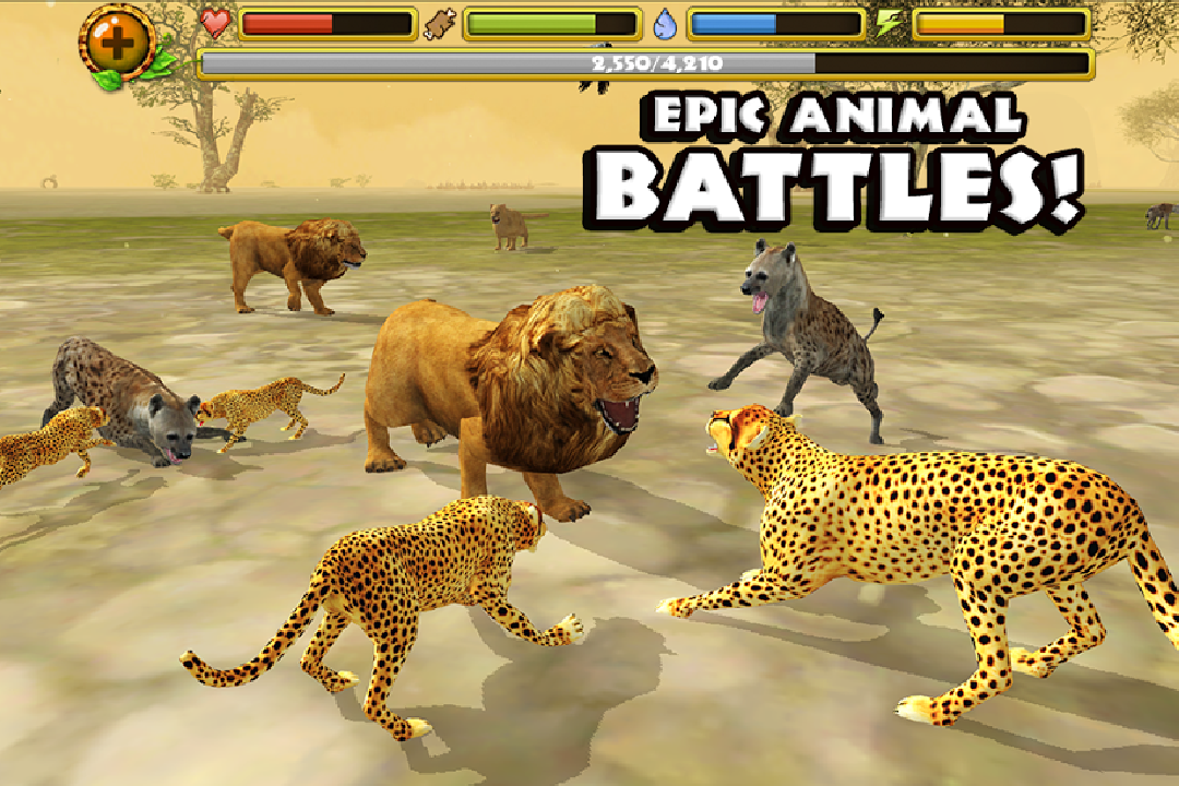 猎豹模拟好玩吗 猎豹模拟玩法简介