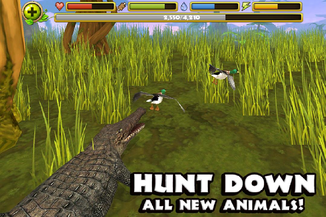 鳄鱼模拟(免费版)好玩吗 鳄鱼模拟(免费版)玩法简介