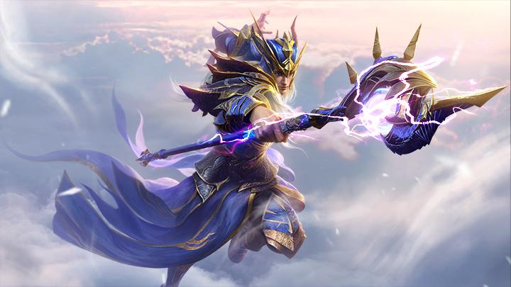 大天使之剑-H5