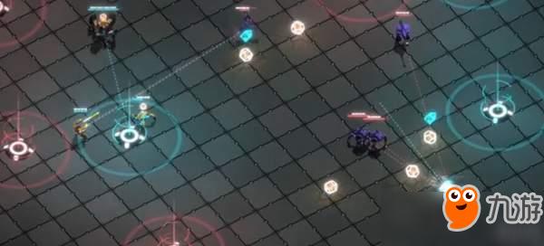 机器人格斗游戏《机械角逐》 将登陆Steam抢先体验
