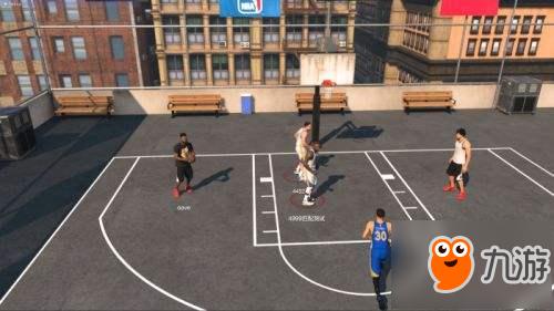 NBA2K Online2特色游戏玩法介绍之街头模式