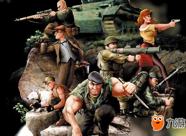 德国厂商宣布买下《盟军敢死队》IP 新作正在开发中
