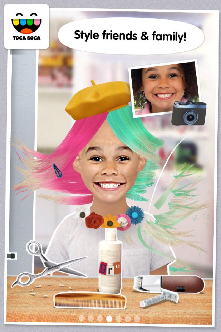 小小发型师(完美版)好玩吗 小小发型师(完美版)玩法简介