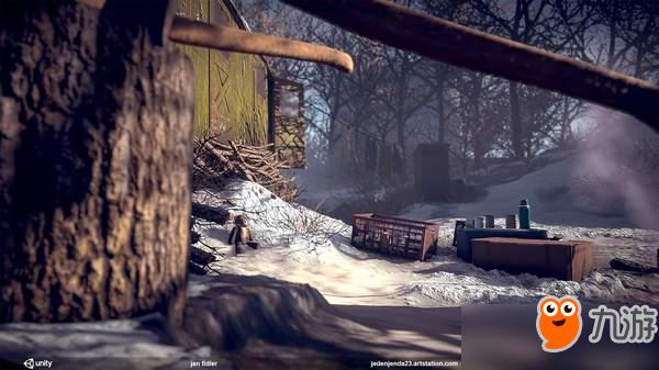 美工用Unity打造《地铁:离去》场景 光效逼真如同原画