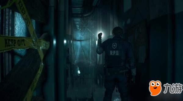 《生化危机2:重制版》克莱尔新图曝光 哈雷戴维森登场