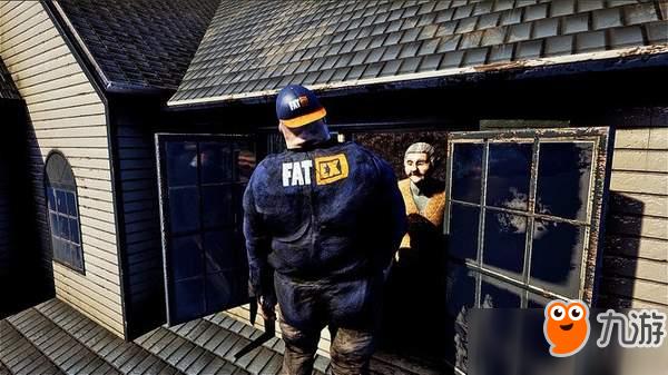 美式幽默搞笑新作 《胖子快递模拟》Steam明年发售