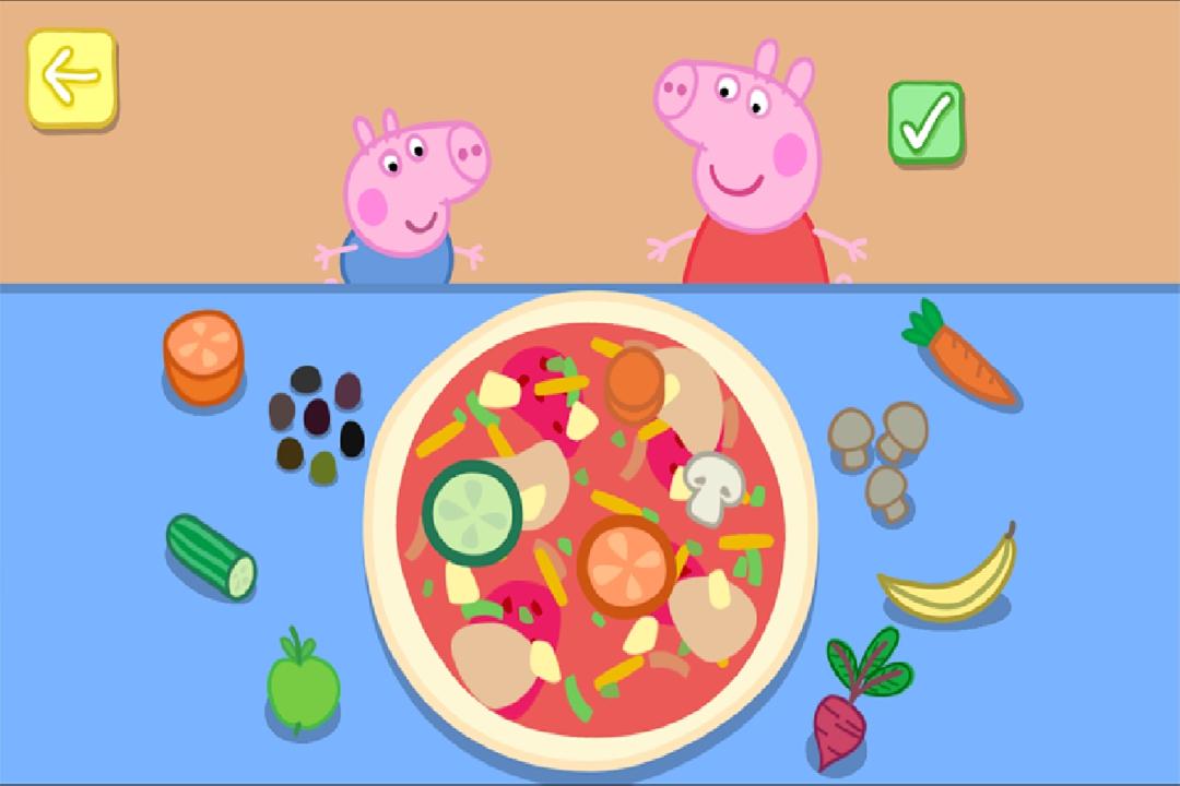 小猪佩奇:假期好玩吗 小猪佩奇:假期玩法简介