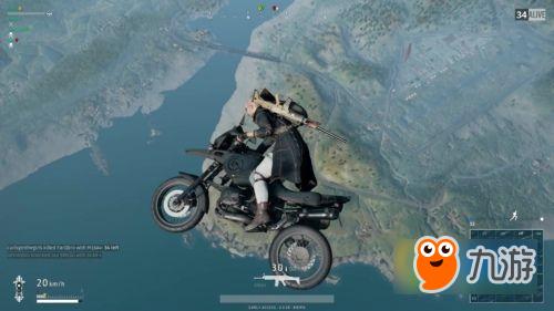 绝地求生刺激战场怎么空翻 刺激战场摩托车空翻技巧一览