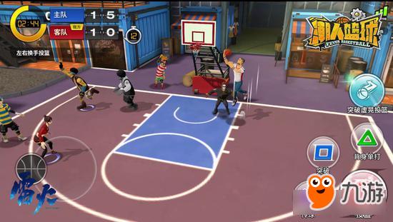 《潮人篮球》什么时候公测?怎么玩?潮人篮球游戏玩法介绍