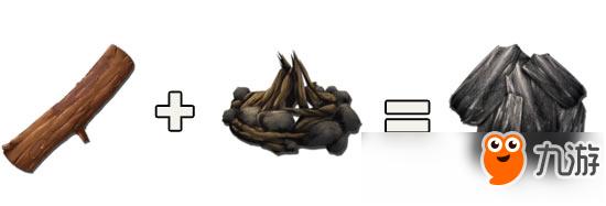 《方舟生存进化》手机版煤炭怎么得 木炭怎么用一览