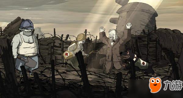 《勇敢的心:世界大战》将在Switch登陆 取材真实故事!