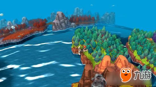 《进化之地2》:极度充实的大冒险!