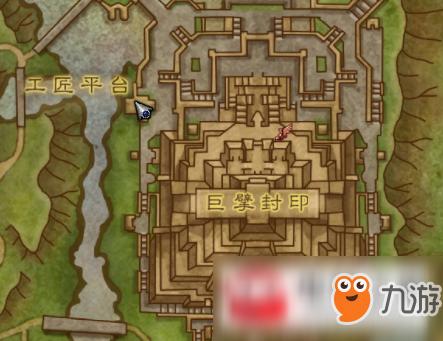 《魔兽世界》8.0部落赞达拉主城炼金训练师在哪 炼金训练师位置介绍