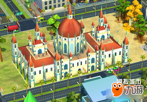 《模拟城市:我是市长》新赛季带你看遍世界著名宫殿