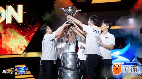 《QQ飞车手游》S联赛夏季赛冠军QG战队赛后采访:夺冠并不会阻止我们继续前进!