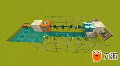 《迷你宇宙》收割甘蔗机何如造造甘蔗机造造教程