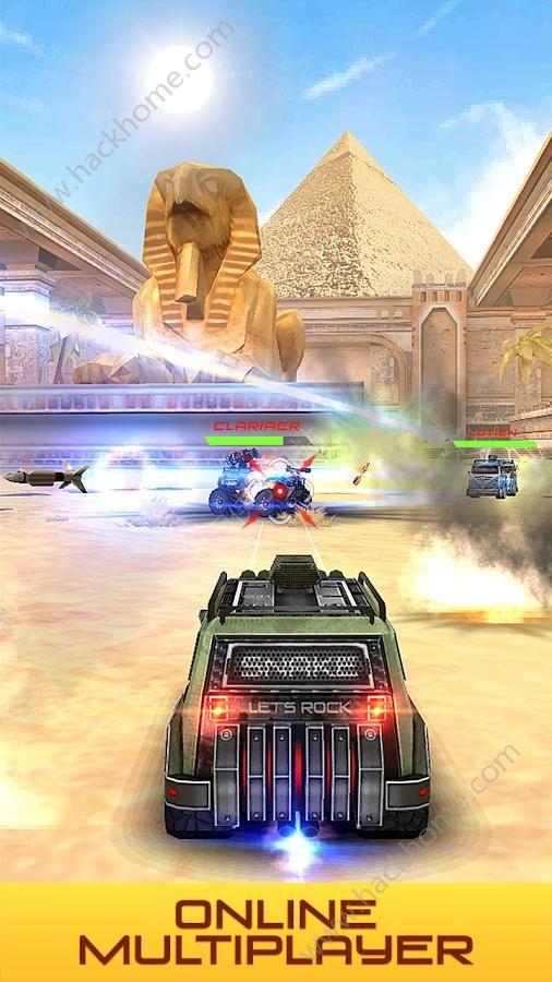 超载3D战车好玩吗 超载3D战车玩法简介