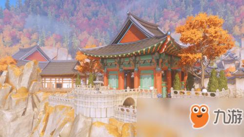 《守望先锋》全新地图釜山今日上线 釜山地图怎么样