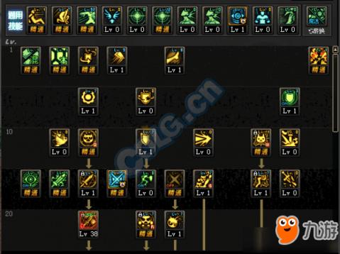 DNF手游混沌魔灵加点攻略秘籍_DNF手游混沌攻略逃脱13密室12的表图片