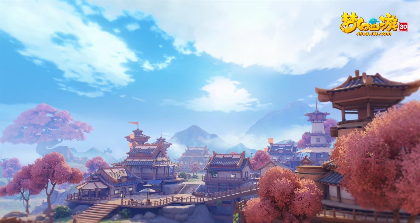 梦幻西游3d 游戏新闻 灵动三界即将与你初见《梦幻西游3d》十月ios端t