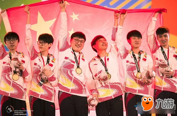 《LOL》亚运会电竞项目奖牌榜出炉 中国2金1银