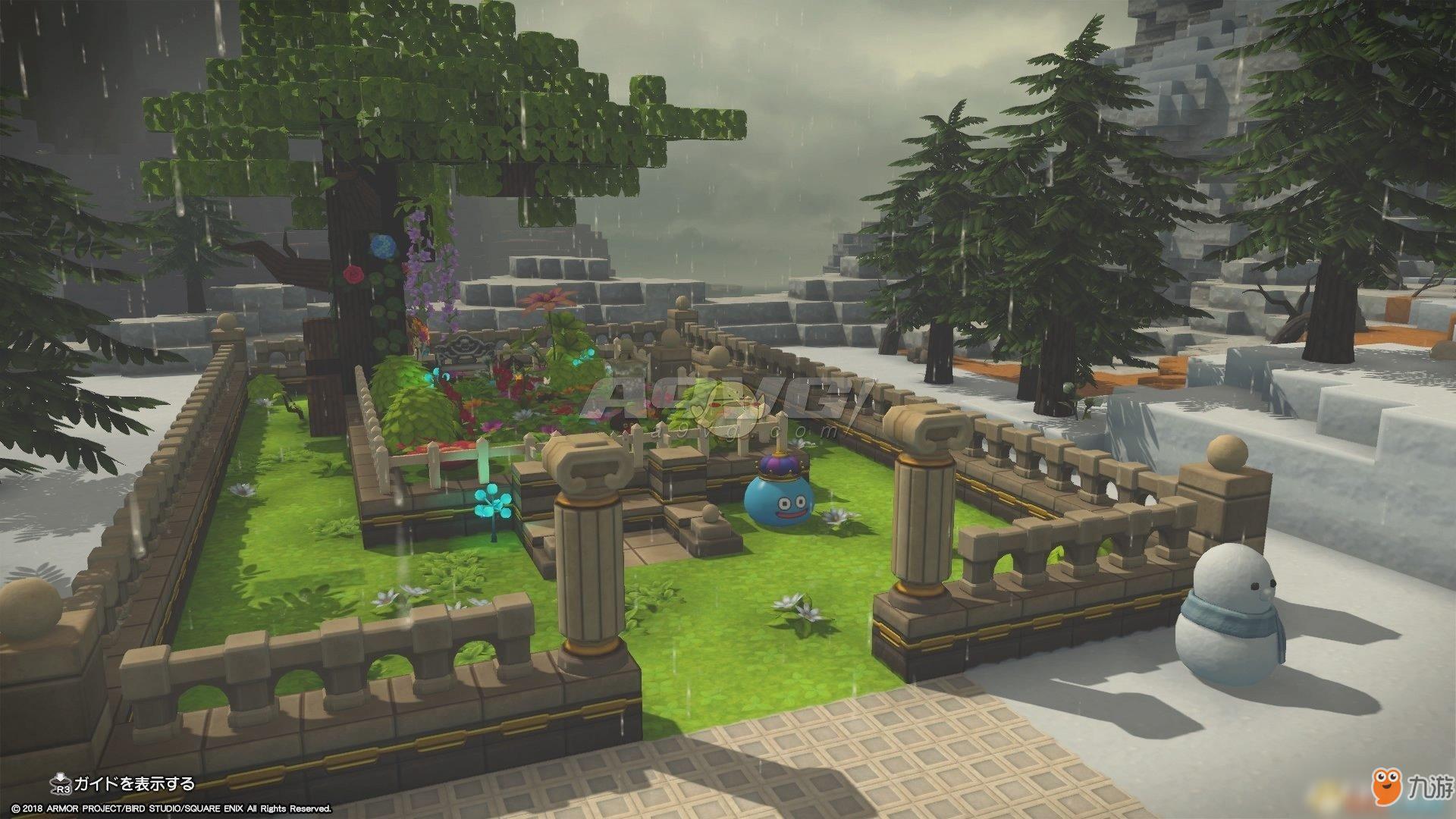 《勇者斗恶龙:建造者2》空荡岛蓝色开拓地挑战怎么做