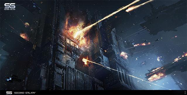 开放世界科幻手游《第二银河》 我们的目标是星辰大海