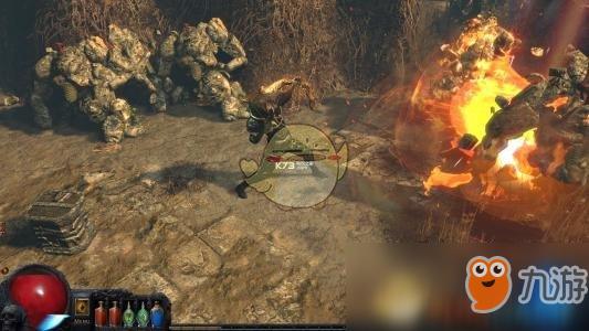 《流放之路》S6万血全自动蝎子打法技巧分享 如何全自动打蝎子