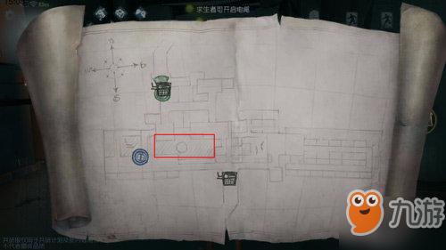 第五人格疯人院地图怎么玩?第五人格疯人院平面图玩法介绍