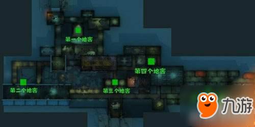 《第五人格》疯人院地窖位置在哪 新地图地窖位置详解