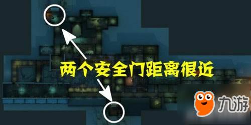 《第五人格》疯人院安全门位置在哪 新地图安全门位置