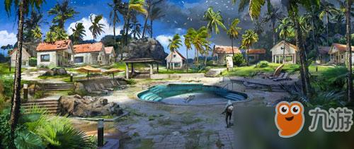 明日之后圣托帕尼海岛攻略大全 圣托帕尼海岛宝箱和NPC坐标一览[视频]