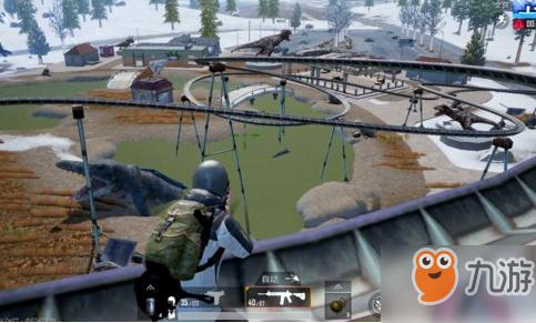 《绝地求生刺激战场》雪地恐龙乐园怎么玩 恐龙乐园打法技巧分享