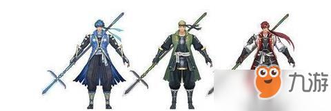 《侍魂胧月传说》新职业镰枪有什么玩法特色 镰枪职业曝光