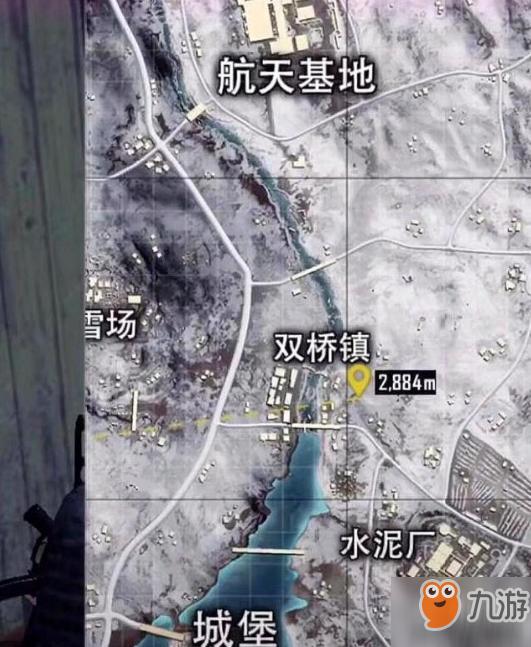 刺激战场 年兽位置大全 海岛地图年兽刷新地址一览图片