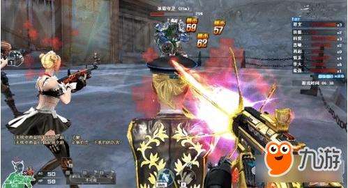 《CF》挑战武器激光守护者增强内容介绍 激光守护者哪些方面加强了