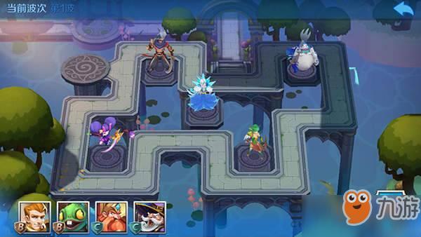 《塔塔帝国》无尽回廊具体玩法介绍 无尽回廊玩法技巧详解