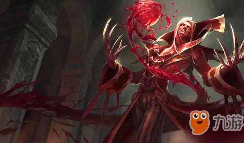 英雄联盟手游吸血鬼出装技能加点及符文搭配攻略