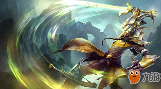 英雄联盟手游无极剑圣攻略 无极剑圣出装技能加点及符文搭配攻略