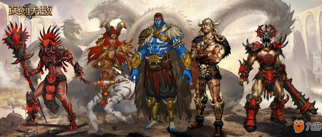 魔法门之英雄无敌王朝种族英雄有哪些 种族英雄汇总一览