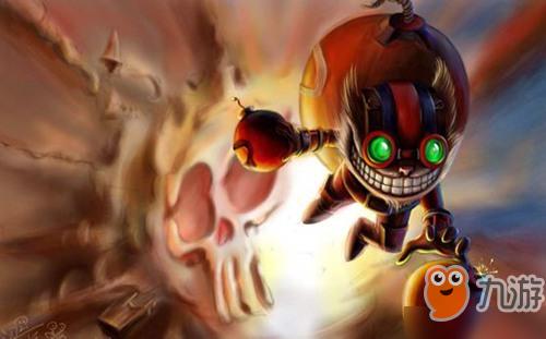 LOL英雄联盟手游炸弹人技能攻略 爆破鬼才吉格斯技能效果讲解