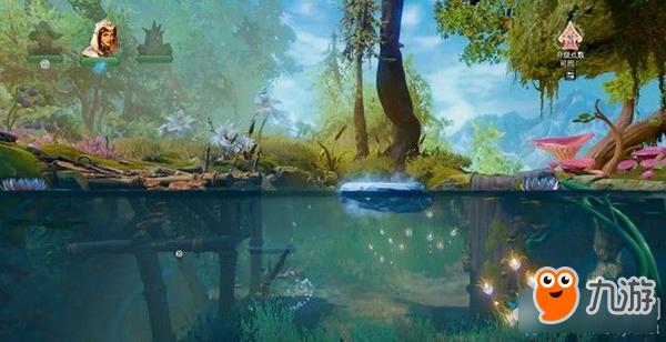《三位一体4:梦魇王子》第四章:蓝莓森林图文攻略