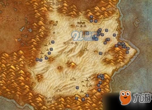 魔兽世界怀旧服塔纳利斯采矿点有什么?全塔纳利斯矿石介绍