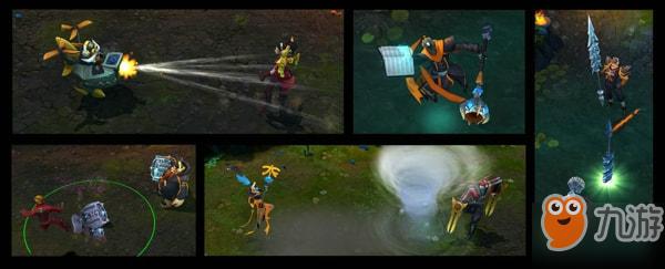 英雄联盟手游风暴之怒迦娜怎么玩 lol手游风女玩法攻略