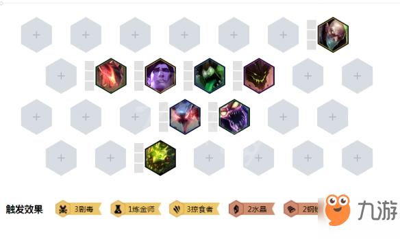 LOL云顶之弈9.22赌掠夺者阵容玩法介绍